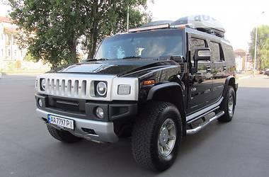 Hummer H2 6.0i GAZ 2007