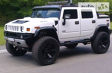 Hummer H2 SUPERCHARGED  2008