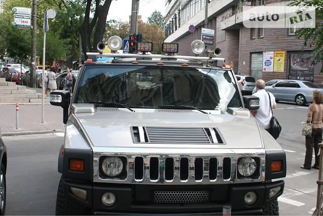 Hummer H2 2005 року