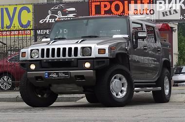 Hummer H2 SUV 2008