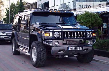 Hummer H2 6.2 2008
