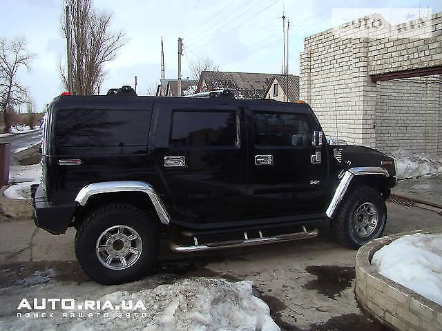 Hummer H2 2006 року
