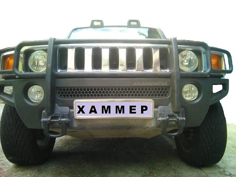 Hummer H3 2006 року