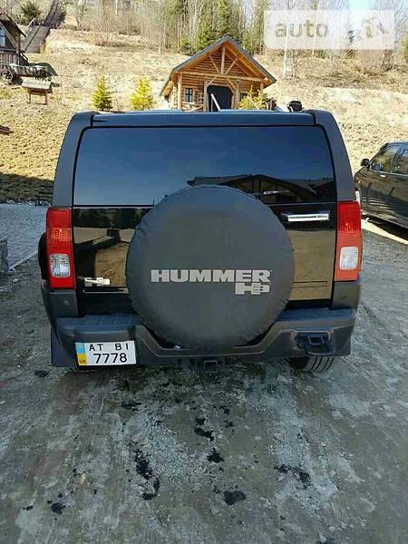 Hummer H3 2008 року
