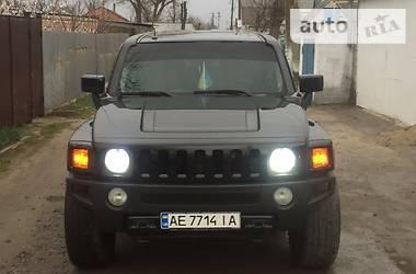 Hummer H3 3.7L BLACK EDITION 2007