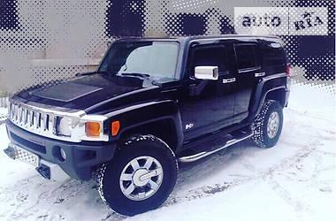 Hummer H3 H 3 2008