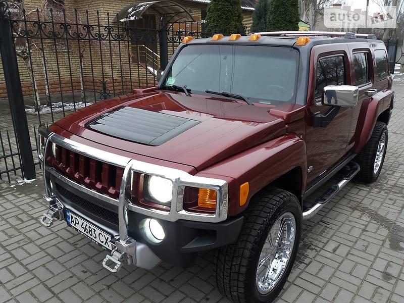 Hummer H3 2007 року