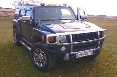 Hummer H3X 2009 2008