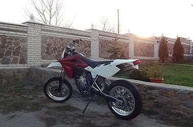 Husqvarna SM 125 S  2008