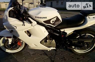 Hyosung GT R 2009
