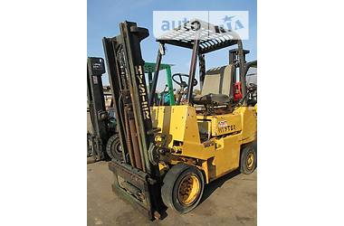 Hyster A 1.75 1989