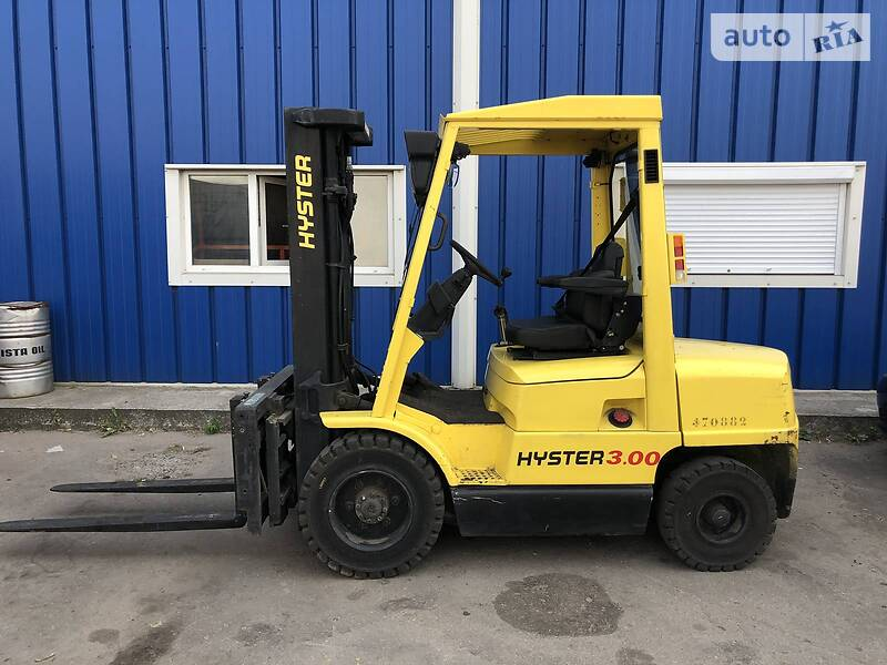 Hyster H 3.0XM