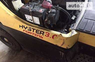 Hyster H H3.0FT 2007