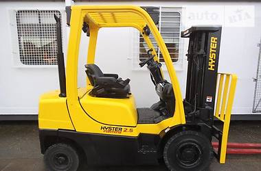 Hyster H 2.5FT 2005