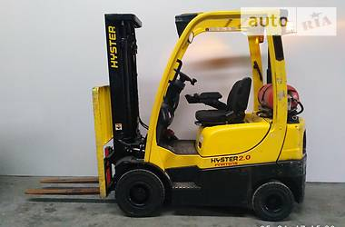 Hyster H H2.0FTS 2008