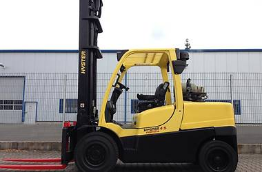 Hyster H H4.5FT6 2011
