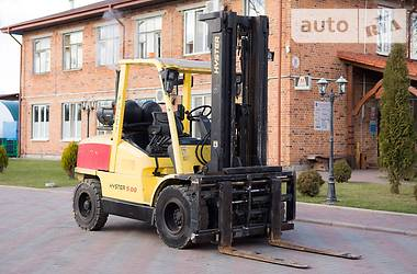 Hyster H H5.00XM 2004