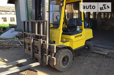 Hyster H   2001