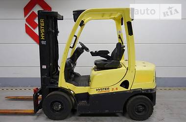 Hyster H 2.5 FT 2007
