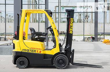 Hyster H 1.8 FT 2007