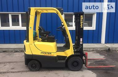 Hyster H H1.6FT 2011