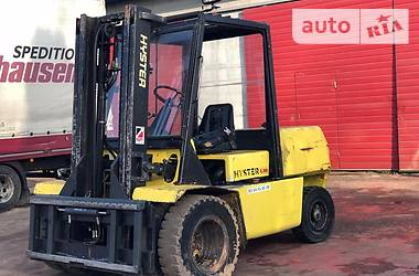 Hyster H 4.0 т 1992