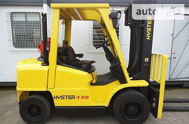 Hyster H H4.00XM 2006