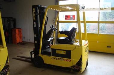 Hyster J 1.60XMT ACX (640)  2008
