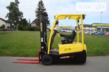 Hyster J 1.6XNT LWB 2012
