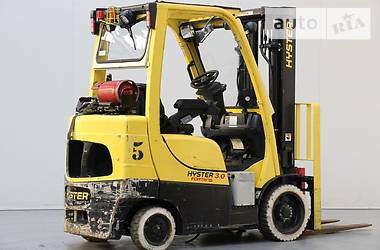 Hyster S S3.0FT 2008