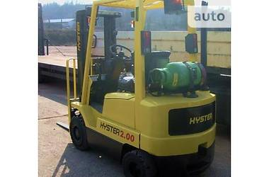 Hyster S  2004