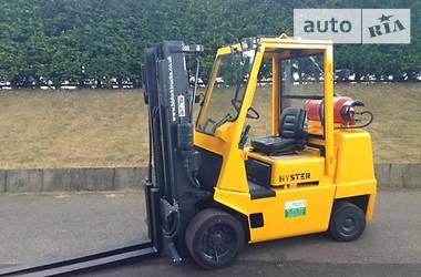 Hyster S  2010