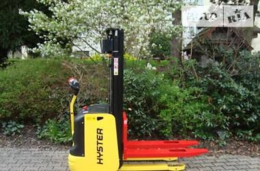 Hyster S 1.2 AC 2012
