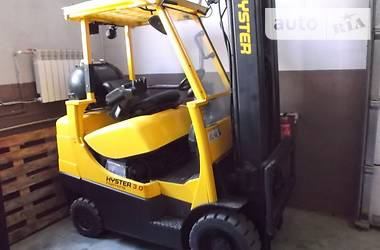 Hyster S 2.0 2008