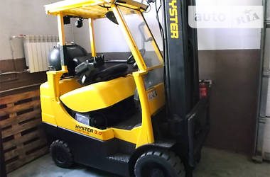 Hyster S 3.0 FT  2008