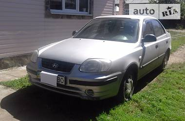 Hyundai Accent 1.3i 2005
