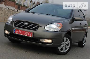 Hyundai Accent  TOP//EUROPA//AUTOMAT 2009
