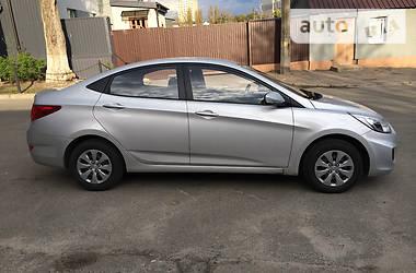 Hyundai Accent 1.4 AT 2016