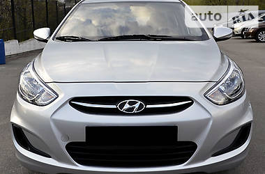 Hyundai Accent 1.4 AT 2016
