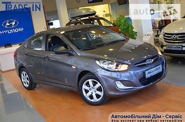 Hyundai Accent OPTIMA+ 2013