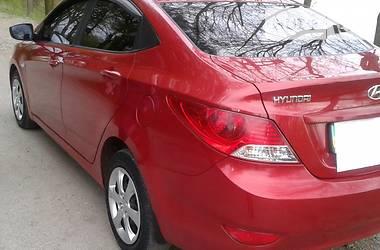 Hyundai Accent  Comford 2012