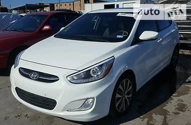 Hyundai Accent  1.6L 4 2015