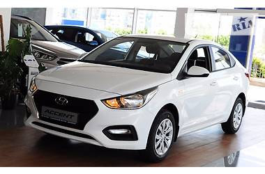 Hyundai Accent Active+ 2017