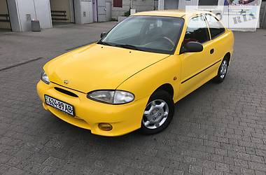 Hyundai Accent Coupe 1998