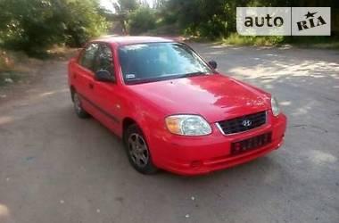 Hyundai Accent 1.5i 2003