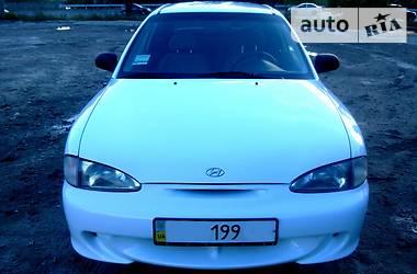Hyundai Accent X-3 1995