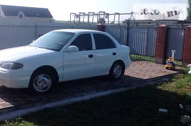 Hyundai Accent  1995