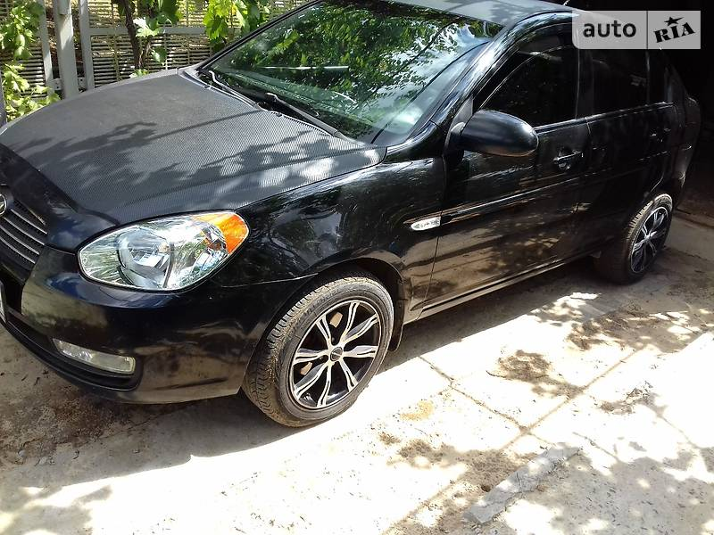 Запчасти hyundai accent 2007