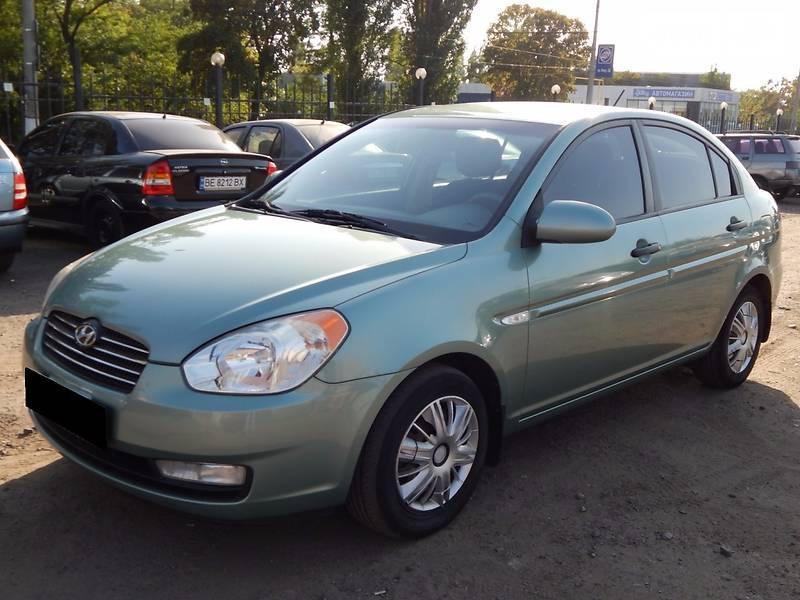 Hyundai Accent 2007 року
