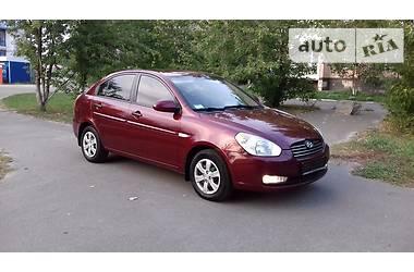 Hyundai Accent 1.5 CRDi Рідна фарба 2009